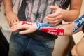 Тейпирование пальцев рук