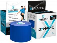 Нейлоновый BBTape Dynamic Tape MAX 5см*5м синий