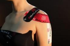 Тейпирование надостной мышцы плеча