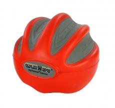 Кистевой тренажер для рук CanDo® Digi-Squeeze красный (средний уровень сопротивления)