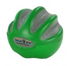 Кистевой тренажер для рук CanDo® Digi-Squeeze зеленый (повышенный уровень сопротивления)