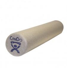 Фоам роллер CanDo® Foam Roller серый цилиндрический 15 см х 30 см