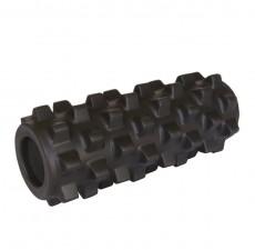 Массажный ролик RumbleRoller® X-Firm черный 13 см х 30 см