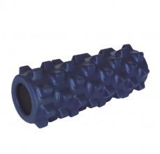 Массажный ролик RumbleRoller® Medium-Firm синий 13 см х 30 см