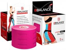 Перфорированный тейп для тела BB LYMPH TAPE™ 5см*5м розовый