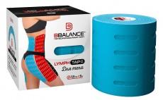 Перфорированный тейп для тела BB LYMPH TAPE™ 7,5см*5м голубой