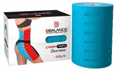 Перфорированный тейп для тела BB LYMPH TAPE™ 10см*5м голубой