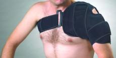 Хладо - компрессионный бандаж на плечо Lumark