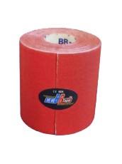 Кинезио тейп BBTape MAX 7,5см*5м красный