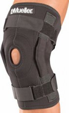 Бандаж на колено Mueller Hinged Wraparound Knee Brace 3333