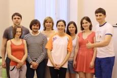 14-15 июня в Москве проведены семинары по кинезиотейпированию