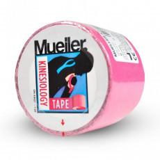 Кинезио тейп Mueller 5см*5м розовый