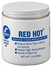 Сильная разогревающая мазь Cramer Red Hot 400 мл