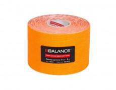 Кинезио тейп флуоресцентный BBTape Fluro 5см*5м оранжевый
