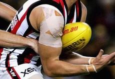 Спортивный тейп - пластырь для поддержки мышц и снижения травматизма