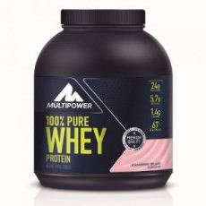 Протеин Multipower 100% Whey Protein 2000 гр