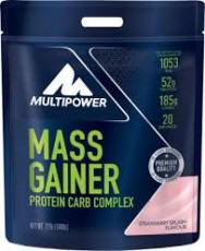 Гейнер Multipower Mass Gainer 5440 гр