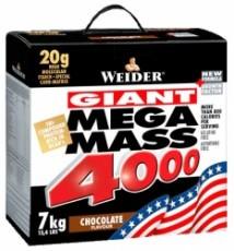 Гейнер Weider Mega Mass 4000 7000 гр
