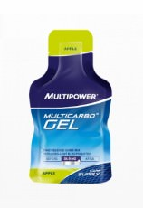 Энергетический гель Multipower Multi Carbo Gel & L-Carnitine 40 гр