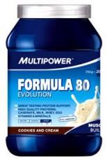 Протеин Multipower Formula 80 Evol 750 гр