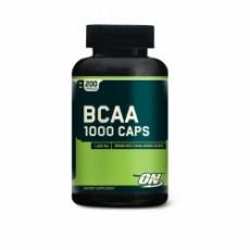 Аминокислоты Optimum Nutrition BCAA 1000 200 капсул