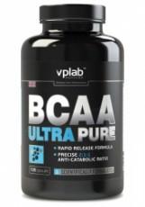 Аминокислоты VPLab BCAA Ultra Pure 120 капсул