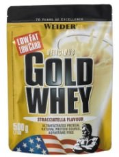 Протеин Weider Gold Whey 500 г
