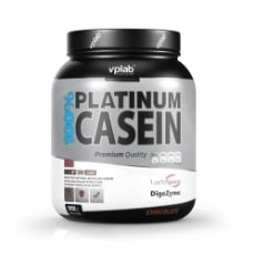 Протеин VPLab 100% Platinum Casein 908 гр