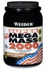Гейнер Weider Mega Mass 2000 1500 гр