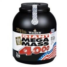 Гейнер Weider Mega Mass 4000 3000 гр
