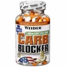 Жиросжигатель Weider Carb Blocker 120 капсул