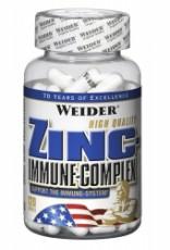 Витамины Weider Zink Immune Complex 120 капсул