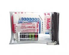 Прозрачная сумка Mueller Clear Zipper Bag 17058