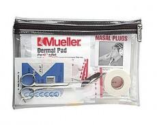 Прозрачная сумка Mueller Clear Zipper Bag 17059