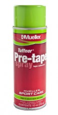 Cпрей для фиксации тейпа Mueller Tuffner Pre-Tape Spray 400 мл