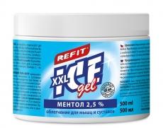 Охлаждающий гель Ментол 2,5% 500мл